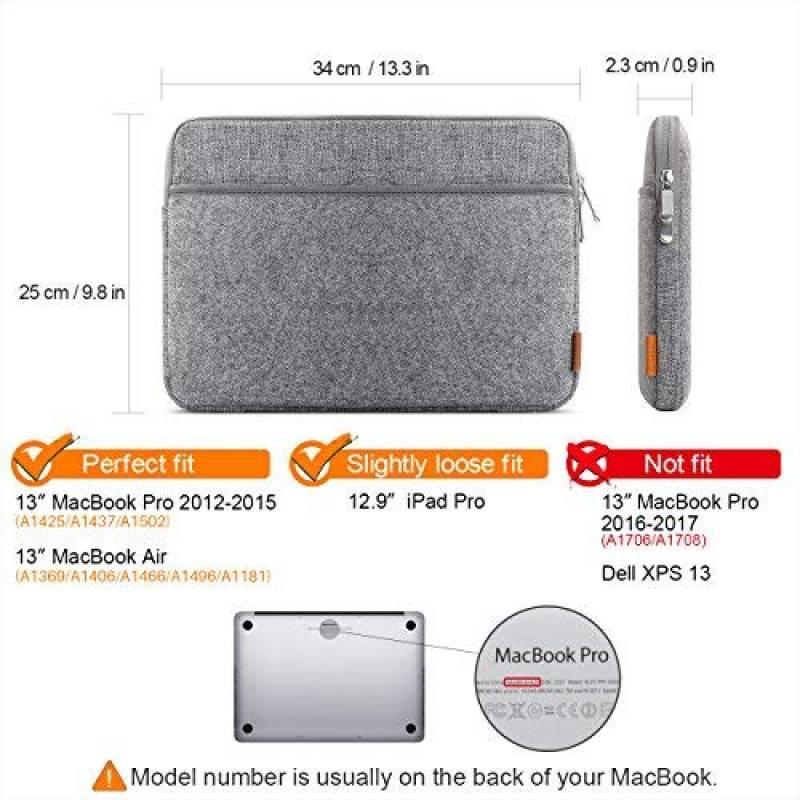 52533189c5 Inateck Housse d'Ordinateur Portable 13-13.3