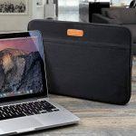 Inateck Housse MacBook Pro/MacBook Pro Retina 15 Pouces Sacoche Ordinateur Portable 15 pouces jusqu' à 39 cm de la marque Inateck image 4 produit