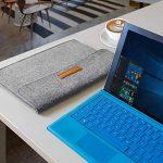 Inateck Housse pour Microsoft Surface Pro 2017/4/3 et MacBook Pro Retina 13 pouces Late 2016/2017/2018((A1706/A1708/A1989)), Étui Sacoche Conçue de la marque Inateck image 3 produit