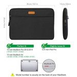 Inateck Housse pour Ordinateur Portable 13 Pouces Sacoche pour MacBook Air/MacBook Pro/Retina13 Pouces 33,8 cm de la marque Inateck image 1 produit