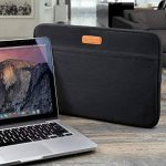 Inateck Housse pour Ordinateur Portable 13 Pouces Sacoche pour MacBook Air/MacBook Pro/Retina13 Pouces 33,8 cm de la marque Inateck image 4 produit