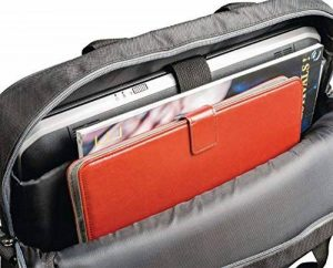 """König CSNBB300BL 18"""" Sac Messenger Noir Sacoche d'ordinateurs Portables - Sacoches d'ordinateurs Portables (Sac Messenger, 45,7 cm (18""""), Sangle épaule, Noir) de la marque König image 0 produit"""