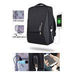 LD Sac à Dos Ordinateur, Business PC Backpack 14-15 Pouces Poche de Antivol Homme Femme Vintage Élégant de la marque LD image 3 produit