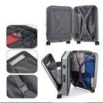 LJSHU Sacoche pour Ordinateur Avant Sac D'ordinateur Pur PC Smart USB Interface pour Valise Trolley pour Valise Business Suitcase de la marque LJSHU image 2 produit