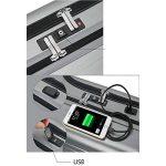 LJSHU Sacoche pour Ordinateur Avant Sac D'ordinateur Pur PC Smart USB Interface pour Valise Trolley pour Valise Business Suitcase de la marque LJSHU image 4 produit