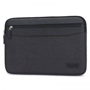 """LONMEN Laptop Sleeve Protective Case Bag Imperméable Housse de Protection pour 13-13.3 Pouces Ordinateur Portable 13"""" MacBook Pro / 13"""" MacBook Air / 13.5"""" Microsoft Surface Book,Noir de la marque LONMEN image 0 produit"""
