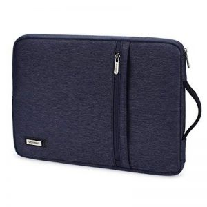 """LONMEN Laptop Sleeve Protective Case Bag Imperméable Housse de Protection pour 9,7-10,5 Pouces Ordinateur Portable 9.7""""iPad Air 2/10.1""""Lenovo Yoga Book / 10.5"""" iPad Pro, Bleu de la marque LONMEN image 0 produit"""