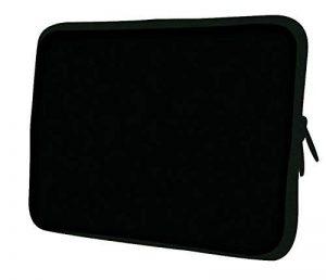 """Luxburg 15"""" pouces Housse Sacoche Pochette pour ordinateur portable / tablet - Noir de la marque Luxburg® image 0 produit"""