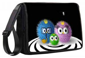 """Luxburg 17"""" pouces Sac de Messager à Badoulière de luxe pour ordinateur portable de la marque Luxburg® image 0 produit"""