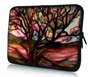 Luxburg® design housse sacoche pochette pour ordinateur portable 10,2 pouces / 12,1 pouces / 13,3 pouces / 14,2 pouces / 15,6 pouces / 17,3 pouces de la marque Luxburg® image 0 produit