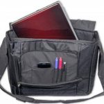 Luxburg Design sac bandoulière pour ordinateur portable 17Avec Sangle d'épaule–pois et coccinelles de la marque Luxburg® image 1 produit
