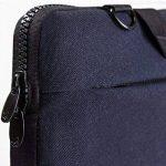 """Luxburg Design sacoche business rembourrée pour ordinateur portable à 15,6 pouces, sac à bandoulière multifonctionnel, motif: Hérisson""""undercover"""" de la marque Luxburg® image 1 produit"""