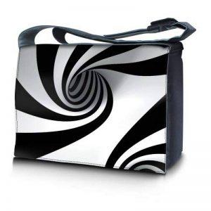 Luxburg® design sacoche sac de messager à bandoulière pour ordinateur portable Notebook 10,2 pouces / 12,1 pouces / 13,3 pouces / 14,2 pouces / 15,6 pouces / 17,3 pouces de la marque Luxburg® image 0 produit