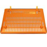 """mCover coque dur pour 14"""" ACER Chromebook 14 CB3-431 série ordinateur portable (** NON compatible avec Aspire One 431 AO1-431-xxxx **) -Orange (CB3-431) de la marque mCover image 2 produit"""
