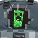 Minecraft Creeper Inside Backpack de la marque Minecraft image 3 produit