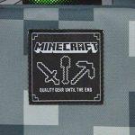 Minecraft Creeper Inside Backpack de la marque Minecraft image 4 produit