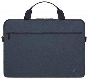 """Mobilis 015013 Sacoche avec bandoulière pour Ordinateur Portable 16""""-18"""" Bleu Marine de la marque Mobilis image 0 produit"""