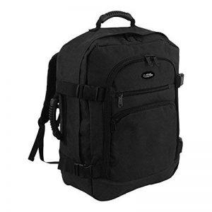 More4bagz - Sac à dos style fourre-tout très léger - dimensions cabine - capacité 45 L - 50 x 40 x 20 cm de la marque More4bagz image 0 produit