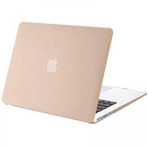 Mosiso Coque MacBook Air 13 Pouces A1369 / A1466 - Ultra Mince Plastique Étui Rigide Protection MacBook Air 13 Pouces, Chameau de la marque Mosiso image 0 produit