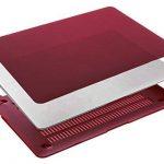 Mosiso Coque MacBook Air 13 Pouces A1369 / A1466 - Ultra Mince Plastique Étui Rigide Protection MacBook Air 13 Pouces, Vin Rouge de la marque Mosiso image 4 produit