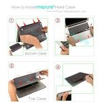 MOSISO Coque Rigide MacBook Air 13 Pouces - Ultra Slim Étui Housse en Plastique Snap pour MacBook Air 13 Pouces (Modèles: A1369 et A1466), Marble de la marque Mosiso image 2 produit