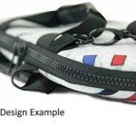 MySleeveDesign Sacoche en toile pour ordinateur portable avec bandoulière 17-17,3 pouces - PLUSIEURS MODELES - de la marque MySleeveDesign image 2 produit