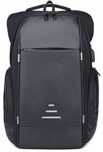 Netchain Sac à Dos Ordinateur Portable pour 15.6 Pouces avec Port de Charge USB Sac à Dos Antivol Sac à Dos Résistant à l'eau pour Hommes et Femmes de la marque image 0 produit