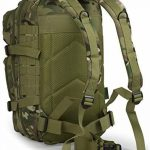 Nitehawk - Sac à dos multifonction avec système d'attache MOLLE - style militaire - 30 L de la marque Nitehawk image 1 produit