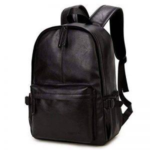OURBAG Sac à dos vintage en cuir PU pour hommes de la marque OURBAG image 0 produit