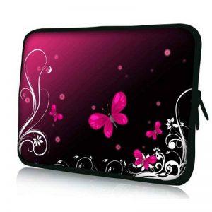 """PEDEA Housse de néoprène pour tablettes de 10.1"""" (25,6cm) Butterfly de la marque PEDEA image 0 produit"""
