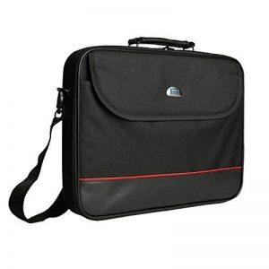 Pedea Sacoche pour l'ordinateur portable de 18,4 pouces (46,7cm) avec un compartiment supplémentaire de la marque PEDEA image 0 produit