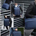 Plover's Bag 15'' / 17'' ordinateur portable sac à dos voyage Voyage étudiant école sacs à bandoulière social de la marque Plover's Bag image 4 produit