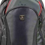 """Port Designs COURCHEVEL BackPack - Sac à dos Noir pour PC portable 14""""/15,6"""" de la marque Port Designs image 2 produit"""