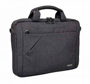 Port Designs SYDNEY - Sacoche grise à bandoulière pour ordinateur portable 13-14 de la marque Port Designs image 0 produit
