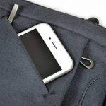 Port Designs SYDNEY - Sacoche grise à bandoulière pour ordinateur portable 13-14 de la marque Port Designs image 1 produit