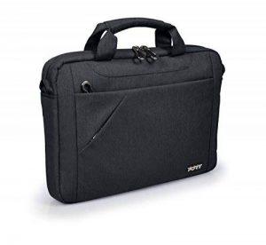 Port Designs SYDNEY - Sacoche noire à bandoulière pour ordinateur portable 13-14 de la marque Port Designs image 0 produit