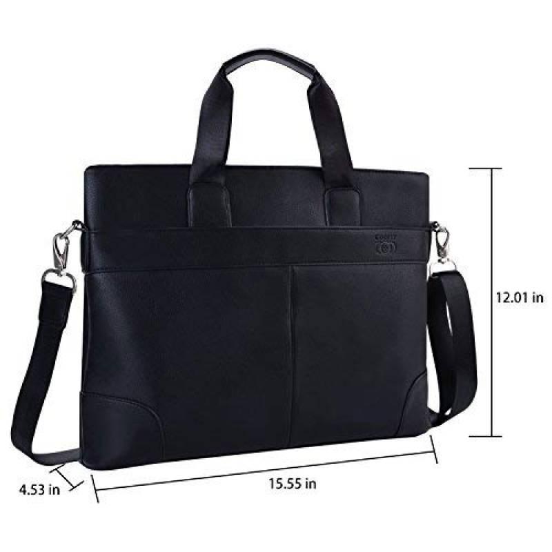 FAB /& Fix Classique fin Heurtoir de porte Noir 55/x 200/mm