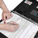Porte Documents,Organiseur,Conferencier de la marque TEPSMIGO image 3 produit