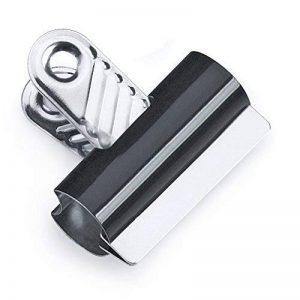 Rapesco Pinces à Double Clip 50mm Acier (lot de 10) Noires de la marque Rapesco image 0 produit