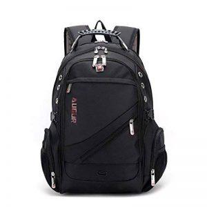 Sac a dos Homme Femme Ordinateur Laptop Business Backpack Sac à Dos Cartable Multi-fonctionnel Sac à Dos Pour le Collège Sac de Voyage de la marque JeeMoon image 0 produit