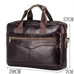 sac business pour homme TOP 10 image 3 produit