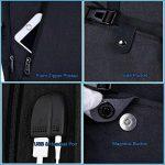 sac à dos avec compartiment ordinateur TOP 8 image 4 produit