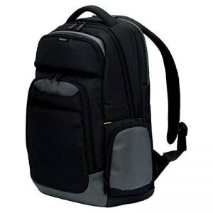 """Sac à dos CityGear pour ordinateur portable 14"""" Targus TCG655EU - Noir de la marque Targus image 0 produit"""