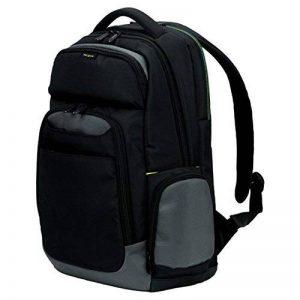 """Sac à dos CityGear pour ordinateur portable 17,3"""" Targus TCG670EU - Noir de la marque Targus image 0 produit"""