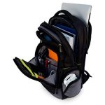"""Sac à dos CityGear pour ordinateur portable 17,3"""" Targus TCG670EU - Noir de la marque Targus image 1 produit"""