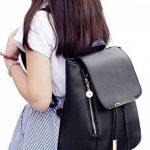 sac à dos cuir femme ordinateur TOP 1 image 1 produit