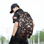 Sac à dos d'école de sacs à dos pour le sac d'épaule de sac à dos d'ordinateur portable de lycée pour des garçons et des filles de la marque Teman image 4 produit