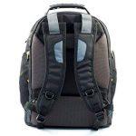 """Sac à dos Drifter 32 litres Targus TSB238EU Idéal pour les professionnels, étudiants et gamers, adapté à la plupart des ordinateurs portables, jusqu'à 15.6"""" – Noir/Gris de la marque Targus image 2 produit"""