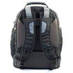 """Sac à dos Drifter 32 litres Targus TSB238EU Idéal pour les professionnels, étudiants et gamers, adapté à la plupart des ordinateurs portables, jusqu'à 15.6"""" – Noir/Gris de la marque Targus image 1 produit"""