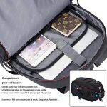 sac à dos ordinateur portable 18 pouces TOP 4 image 3 produit
